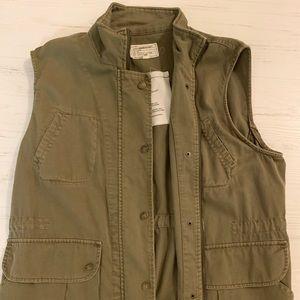 Current Elliott The Leisure Vest size 3